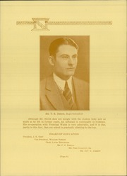 Page 12, 1929 Edition, Sylvania Burnham High School - Burgoblac Yearbook (Sylvania, OH) online yearbook collection