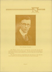 Page 13, 1929 Edition, Sylvania Burnham High School - Burgoblac Yearbook (Sylvania, OH) online yearbook collection
