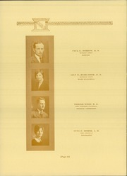 Page 14, 1929 Edition, Sylvania Burnham High School - Burgoblac Yearbook (Sylvania, OH) online yearbook collection