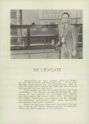Page 8, 1940 Edition, Bettsville High School - Trail Yearbook (Bettsville, OH) online yearbook collection