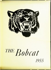 1955 Edition, Bettsville High School - Trail Yearbook (Bettsville, OH)