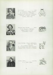 Page 14, 1940 Edition, Maumee Valley Country Day High School - Weather Vane Yearbook (Toledo, OH) online yearbook collection