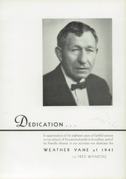 Page 13, 1941 Edition, Maumee Valley Country Day High School - Weather Vane Yearbook (Toledo, OH) online yearbook collection