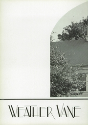 Page 6, 1941 Edition, Maumee Valley Country Day High School - Weather Vane Yearbook (Toledo, OH) online yearbook collection