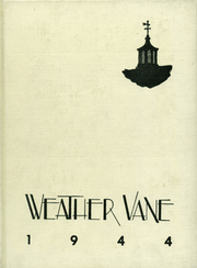 Page 1, 1944 Edition, Maumee Valley Country Day High School - Weather Vane Yearbook (Toledo, OH) online yearbook collection