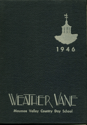 Page 1, 1946 Edition, Maumee Valley Country Day High School - Weather Vane Yearbook (Toledo, OH) online yearbook collection