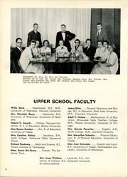 Page 12, 1953 Edition, Maumee Valley Country Day High School - Weather Vane Yearbook (Toledo, OH) online yearbook collection
