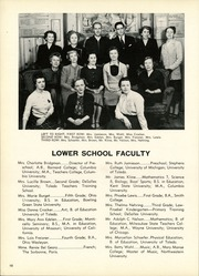 Page 14, 1953 Edition, Maumee Valley Country Day High School - Weather Vane Yearbook (Toledo, OH) online yearbook collection