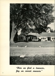 Page 6, 1953 Edition, Maumee Valley Country Day High School - Weather Vane Yearbook (Toledo, OH) online yearbook collection