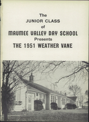 Page 5, 1958 Edition, Maumee Valley Country Day High School - Weather Vane Yearbook (Toledo, OH) online yearbook collection