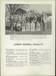 Page 8, 1958 Edition, Maumee Valley Country Day High School - Weather Vane Yearbook (Toledo, OH) online yearbook collection