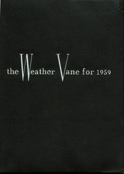Page 1, 1959 Edition, Maumee Valley Country Day High School - Weather Vane Yearbook (Toledo, OH) online yearbook collection
