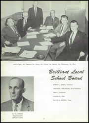 Page 10, 1957 Edition, Brilliant High School - Blue Devil Yearbook (Brilliant, OH) online yearbook collection