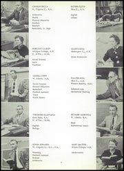 Page 11, 1957 Edition, Brilliant High School - Blue Devil Yearbook (Brilliant, OH) online yearbook collection