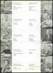 Page 12, 1957 Edition, Brilliant High School - Blue Devil Yearbook (Brilliant, OH) online yearbook collection