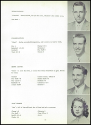 Page 15, 1957 Edition, Brilliant High School - Blue Devil Yearbook (Brilliant, OH) online yearbook collection