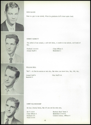 Page 16, 1957 Edition, Brilliant High School - Blue Devil Yearbook (Brilliant, OH) online yearbook collection