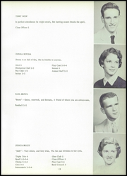 Page 17, 1957 Edition, Brilliant High School - Blue Devil Yearbook (Brilliant, OH) online yearbook collection