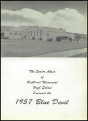 Page 5, 1957 Edition, Brilliant High School - Blue Devil Yearbook (Brilliant, OH) online yearbook collection