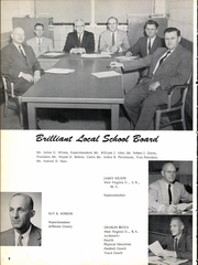 Page 10, 1960 Edition, Brilliant High School - Blue Devil Yearbook (Brilliant, OH) online yearbook collection