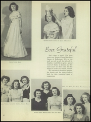Page 36, 1947 Edition, St Stephen High School - Reflections Yearbook (Cleveland, OH) online yearbook collection