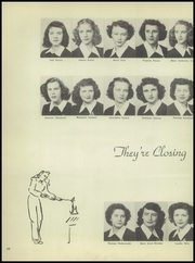 Page 52, 1947 Edition, St Stephen High School - Reflections Yearbook (Cleveland, OH) online yearbook collection