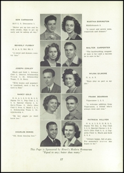 Page 21, 1947 Edition, Uhrichsville High School - Yearbook (Uhrichsville, OH) online yearbook collection