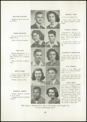 Page 24, 1947 Edition, Uhrichsville High School - Yearbook (Uhrichsville, OH) online yearbook collection