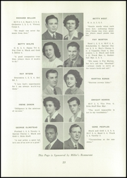 Page 27, 1947 Edition, Uhrichsville High School - Yearbook (Uhrichsville, OH) online yearbook collection