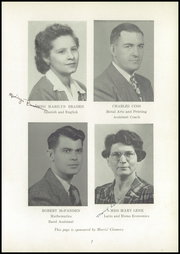 Page 11, 1950 Edition, Uhrichsville High School - Yearbook (Uhrichsville, OH) online yearbook collection