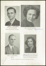 Page 12, 1950 Edition, Uhrichsville High School - Yearbook (Uhrichsville, OH) online yearbook collection