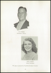 Page 16, 1950 Edition, Uhrichsville High School - Yearbook (Uhrichsville, OH) online yearbook collection
