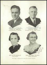 Page 10, 1953 Edition, Uhrichsville High School - Yearbook (Uhrichsville, OH) online yearbook collection