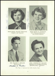 Page 13, 1953 Edition, Uhrichsville High School - Yearbook (Uhrichsville, OH) online yearbook collection