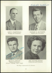 Page 14, 1953 Edition, Uhrichsville High School - Yearbook (Uhrichsville, OH) online yearbook collection