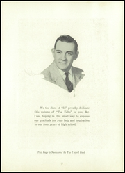 Page 7, 1953 Edition, Uhrichsville High School - Yearbook (Uhrichsville, OH) online yearbook collection