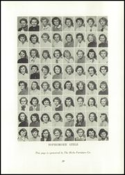 Page 43, 1955 Edition, Uhrichsville High School - Yearbook (Uhrichsville, OH) online yearbook collection