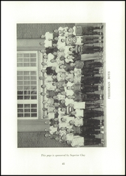 Page 49, 1955 Edition, Uhrichsville High School - Yearbook (Uhrichsville, OH) online yearbook collection