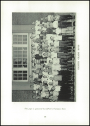 Page 52, 1955 Edition, Uhrichsville High School - Yearbook (Uhrichsville, OH) online yearbook collection