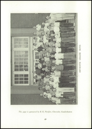 Page 53, 1955 Edition, Uhrichsville High School - Yearbook (Uhrichsville, OH) online yearbook collection