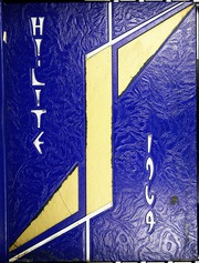 1964 Edition, New Riegel High School - Hi Lite Yearbook (New Riegel, OH)