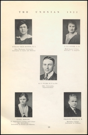 Page 12, 1922 Edition, Malta McConnelsville High School - Unonian Yearbook (McConnelsville, OH) online yearbook collection