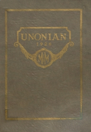 Page 1, 1926 Edition, Malta McConnelsville High School - Unonian Yearbook (McConnelsville, OH) online yearbook collection