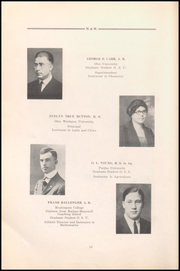 Page 16, 1926 Edition, Malta McConnelsville High School - Unonian Yearbook (McConnelsville, OH) online yearbook collection