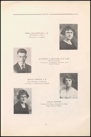 Page 17, 1926 Edition, Malta McConnelsville High School - Unonian Yearbook (McConnelsville, OH) online yearbook collection