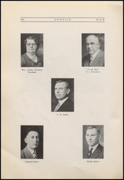 Page 12, 1929 Edition, Malta McConnelsville High School - Unonian Yearbook (McConnelsville, OH) online yearbook collection