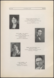 Page 15, 1929 Edition, Malta McConnelsville High School - Unonian Yearbook (McConnelsville, OH) online yearbook collection