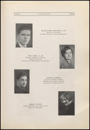 Page 17, 1929 Edition, Malta McConnelsville High School - Unonian Yearbook (McConnelsville, OH) online yearbook collection