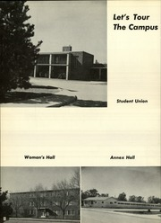 Page 12, 1953 Edition, Eastern New Mexico University - Silver Pack Yearbook (Portales, NM) online yearbook collection