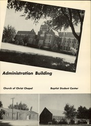Page 13, 1953 Edition, Eastern New Mexico University - Silver Pack Yearbook (Portales, NM) online yearbook collection